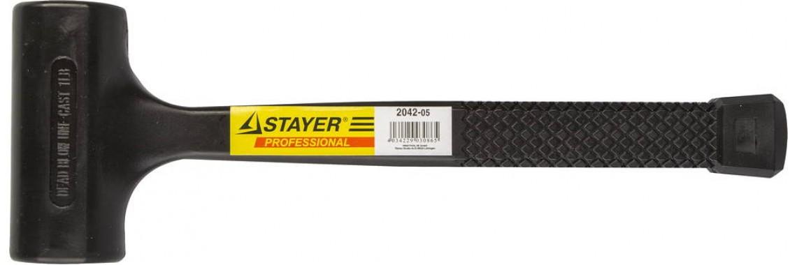 Молоток STAYER безинерционный, 675гр